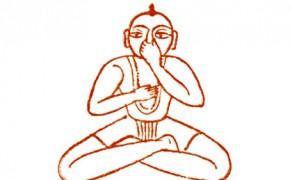 Nāḍīśodhana, a respiração alternada